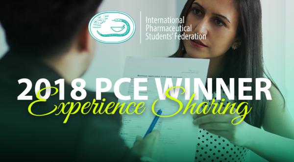 PCE Winner Experience Sharing