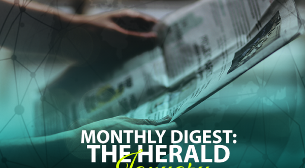 January 2019 Monthly Digest - The Herald
