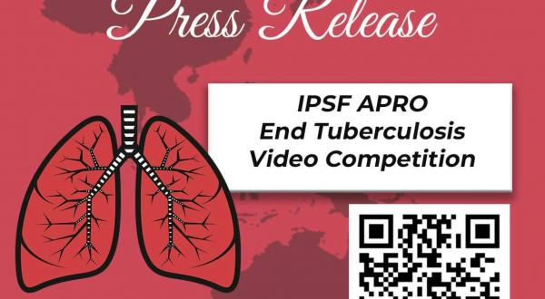 Press Release on APRO EndTB Video Competition 2019-20
