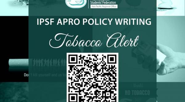 IPSF APRO Policy Writing: Tobacco Control