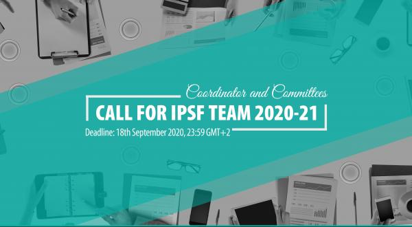IPSF Team Call 2020 - 21