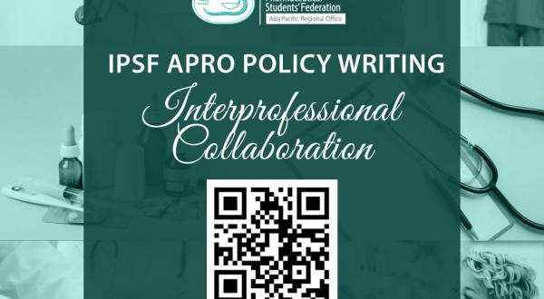 IPSF APRO Policy Writing: Interprofessional Collaboration