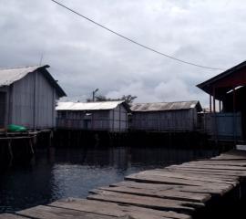 Nzulezu, the village on water
