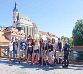 SEP weekend in Český Krumlov