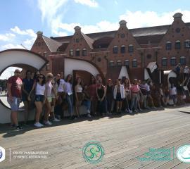 SEP Trip in Gdańsk