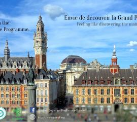 LILLE - Feeling like discovering the main square of Lille?