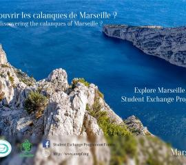 MARSEILLE - Feeling like discovering the calanques of Marseille?