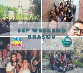 SEP Weekend in Brașov