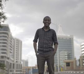 Mr. Othniel Nimbabazi