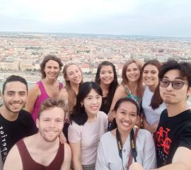 Buda Castle Tour - August, 2019
