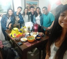 Colombian-Peruvian cultural exchange