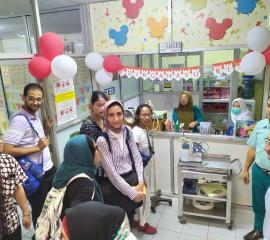 Visit to Our Local Hospital