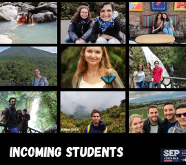 Some of our Incoming Students!