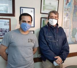 pharmacist Horacio Prette managing partner