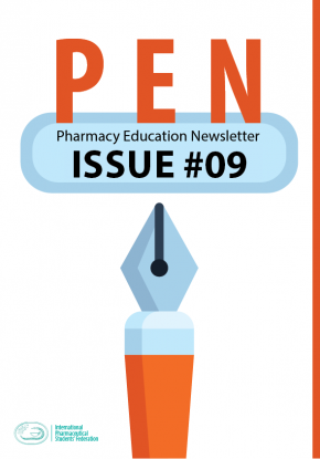Pharmacy Education Newsletter (PEN) - Issue #09